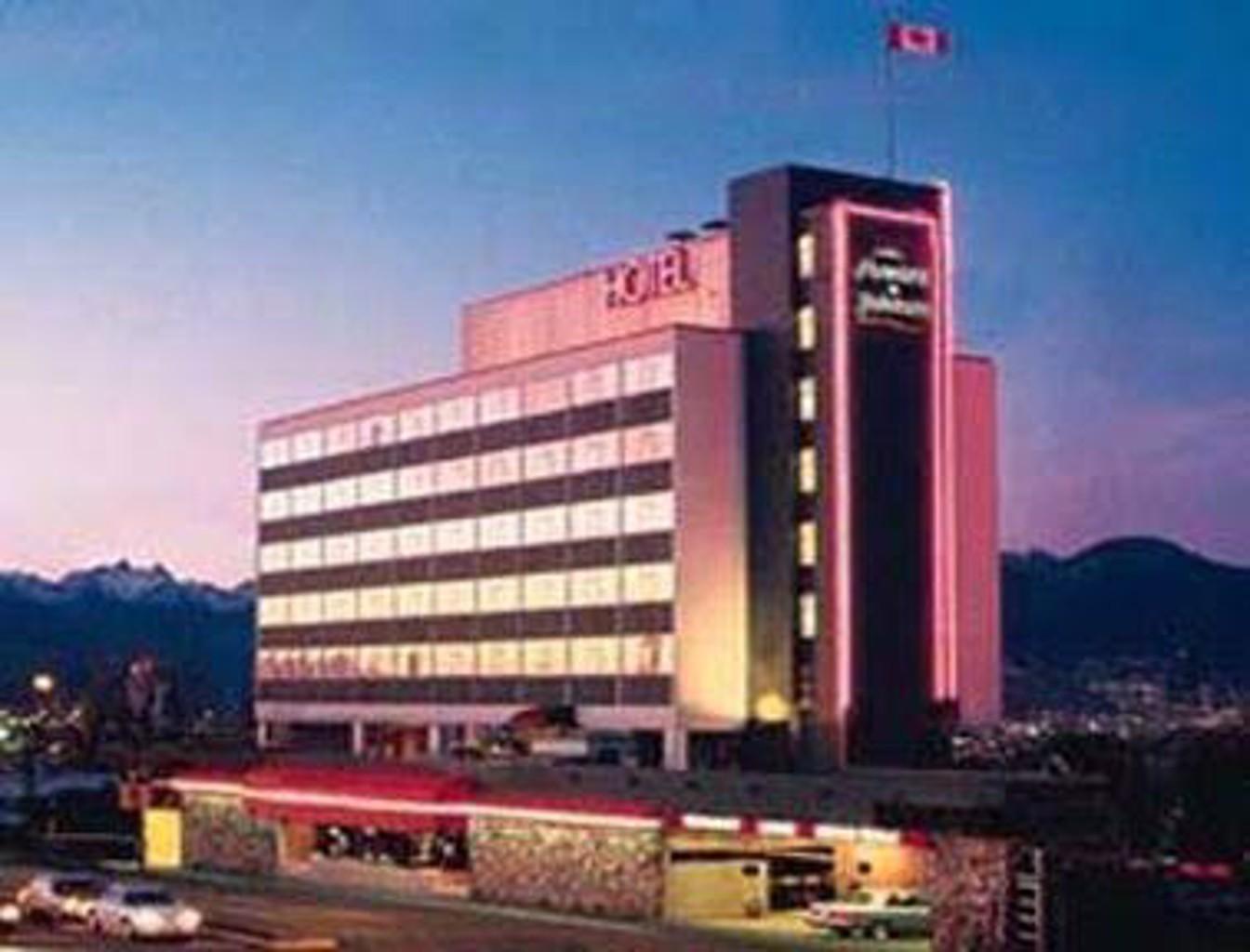 Howard Johnson Plaza Vancouver