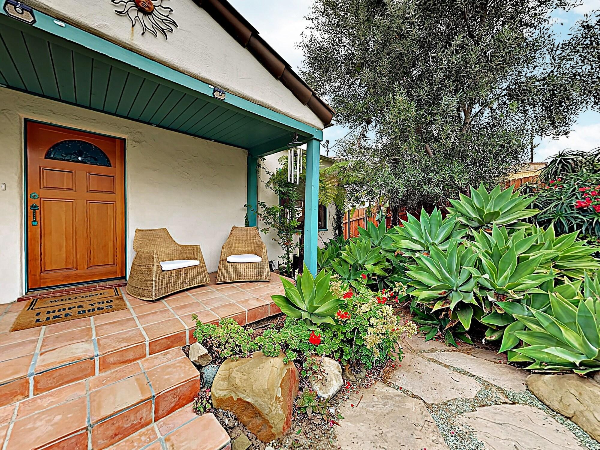 New Listing Tranquil Garden Gem W Fireplace 4 Bedroom Home