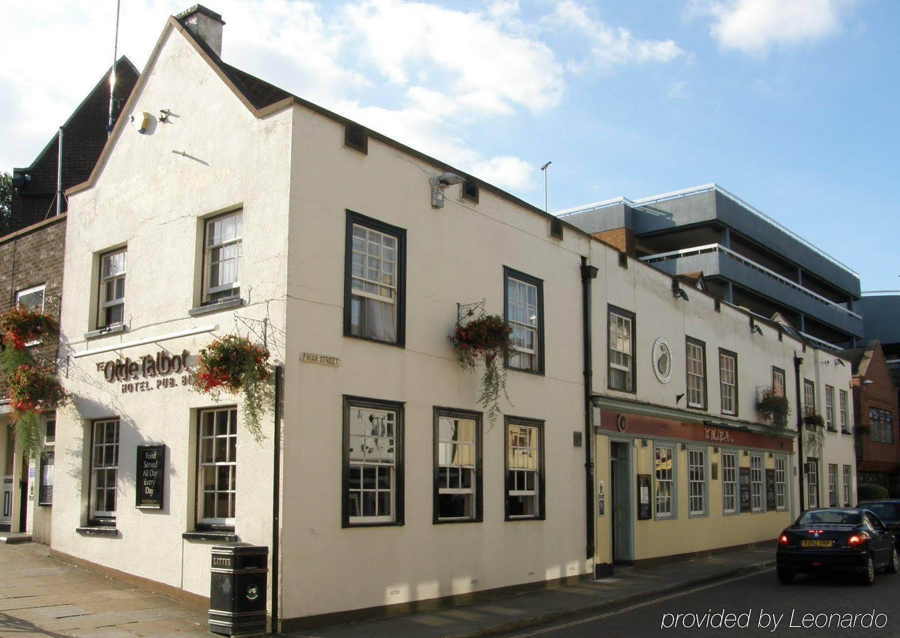 Ye Olde Talbot Worcester by Greene King Inns