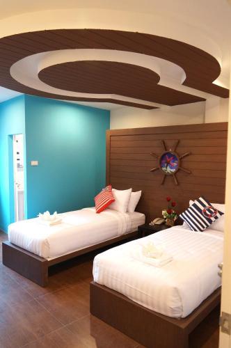 Bed By Cruise At Samakkhi Tivanont