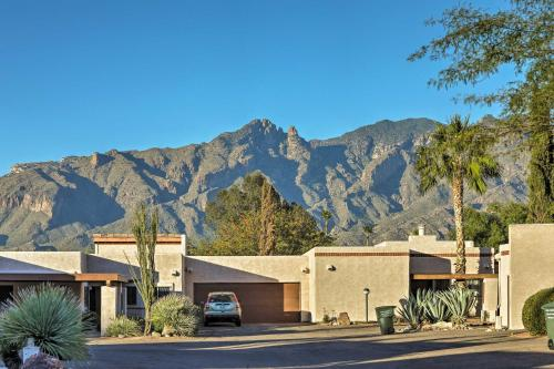 Dog Friendly Tucson Townhome with Pool Access