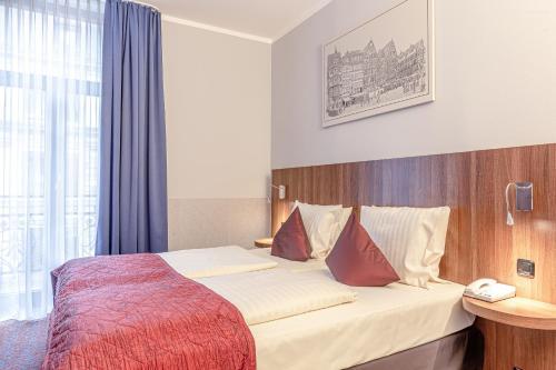 All Inn Hotel Frankfurt