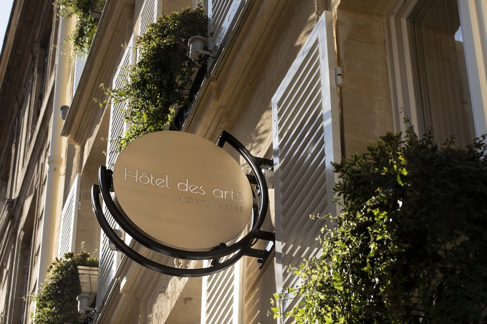 Hotel Des Arts Paris Montmartre