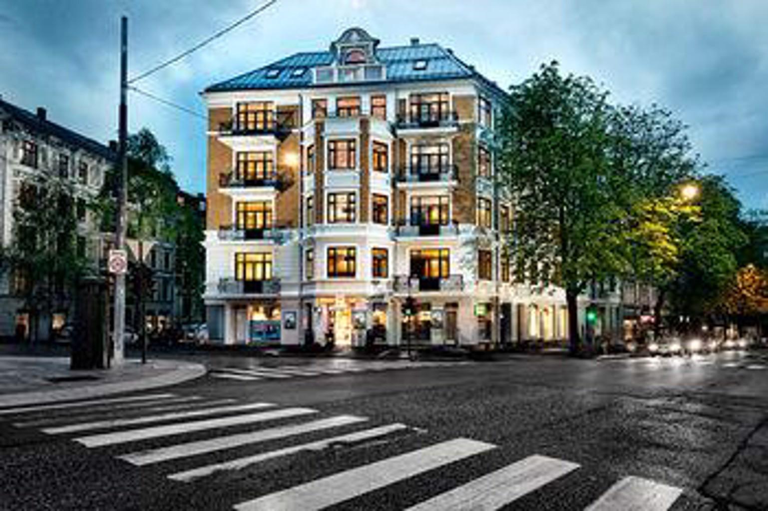 Oscar House Apartments Bygdoy Alle 60