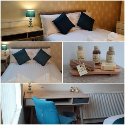 Close to City Centre & Arena Short or Long Stay Business or Leisure
