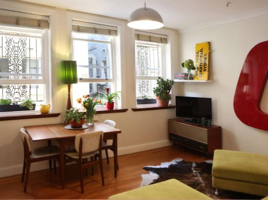 My Sydney Apartment Elizabeth Bay by Kate