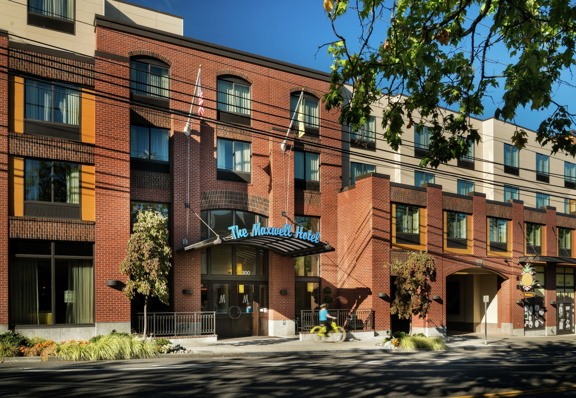Staypineapple The Maxwell Hotel Seattle Center Seattle