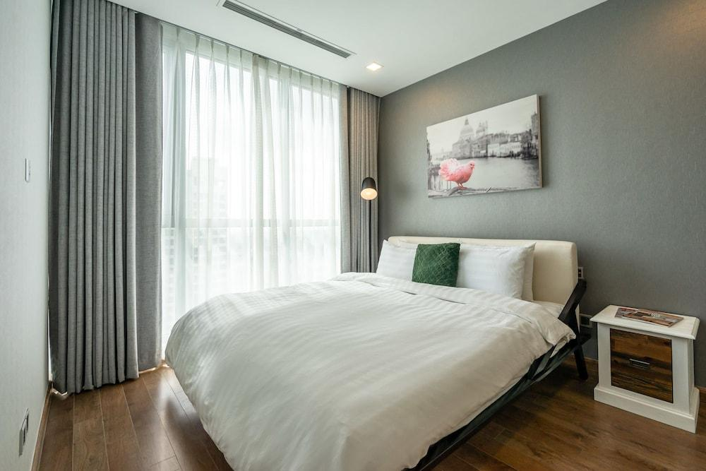 Hoasun Boutique Apartment Vinhomes Central Park