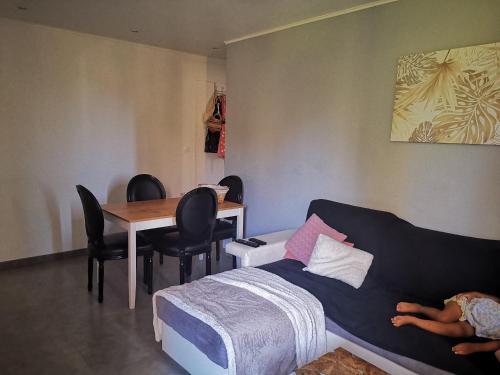 Appartement calanque et plage dans résidence