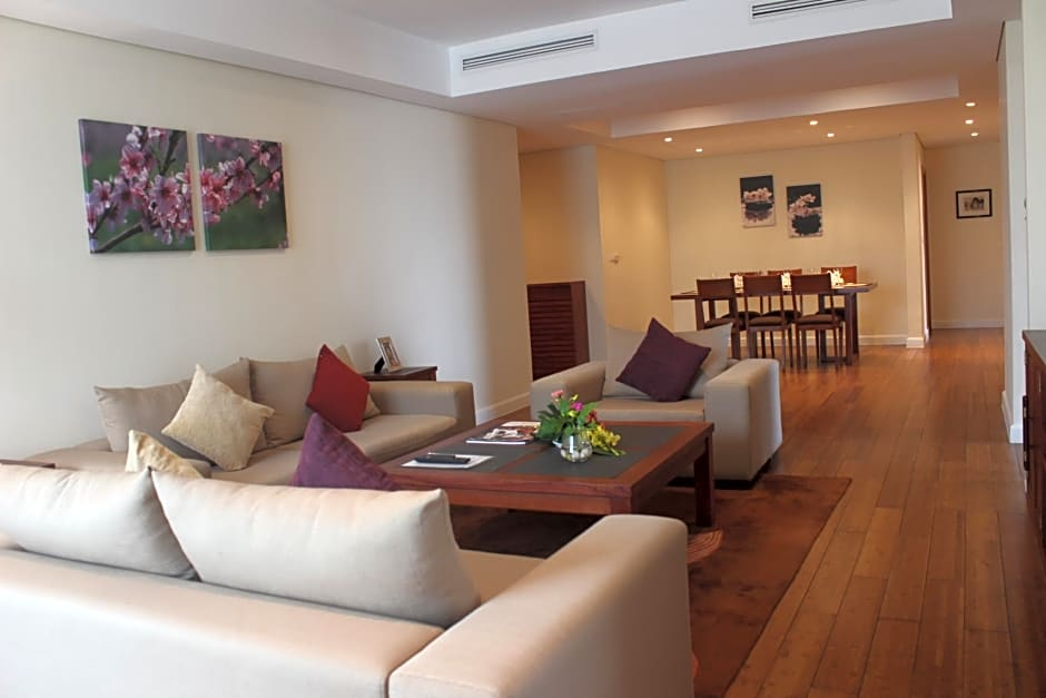 Pacific Place Serviced Apartment