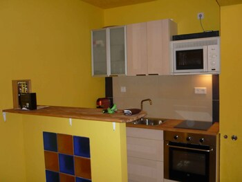 Flex Appartements (فلکس آپارتمنتس) In-Room Kitchenette