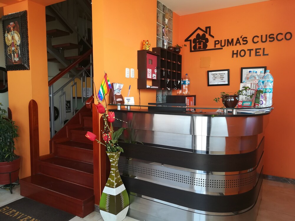 Gallery image of Pumas Cusco Hotel