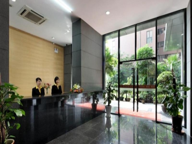 Maple Leaf Pin Yuan Service Apartment