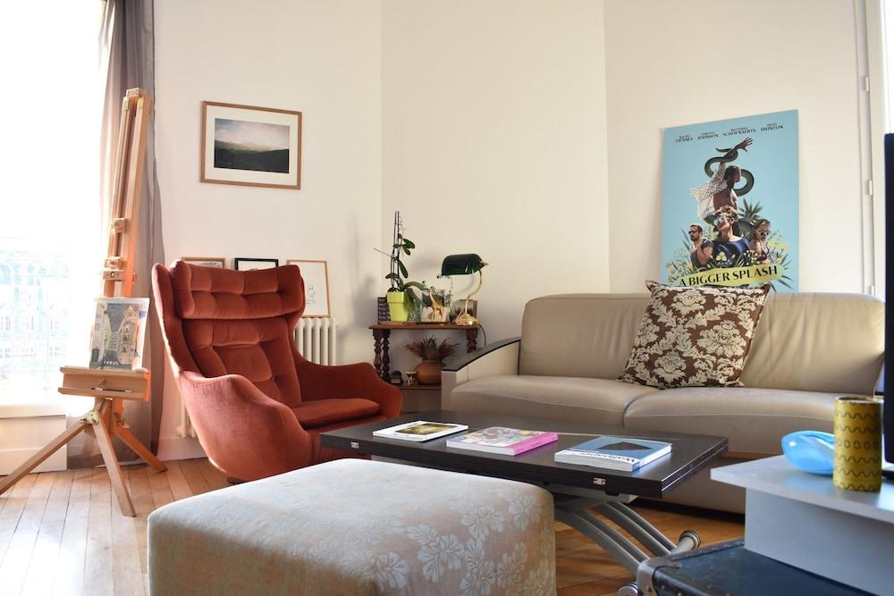 Flat With Stunning Views in St Germain des Prés