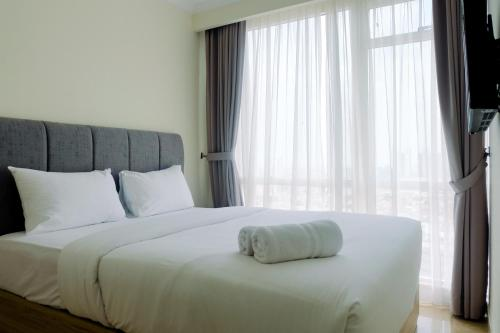 Elegant 2BR Menteng Park Apartment