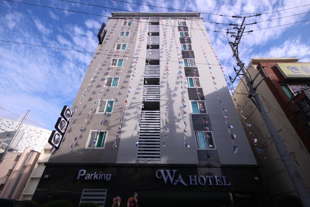 Wa Hotel Nampo