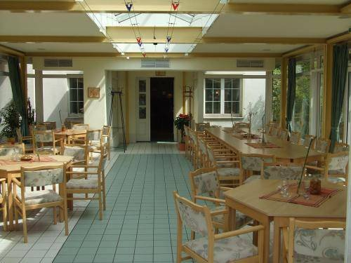 Restaurant und Pension am Bilzbad