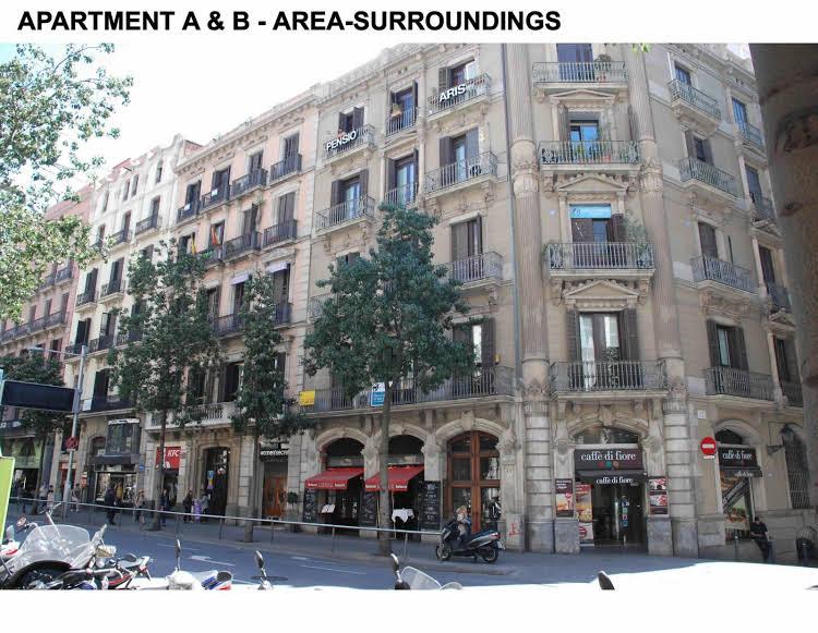 Apartment Barcelona Atic