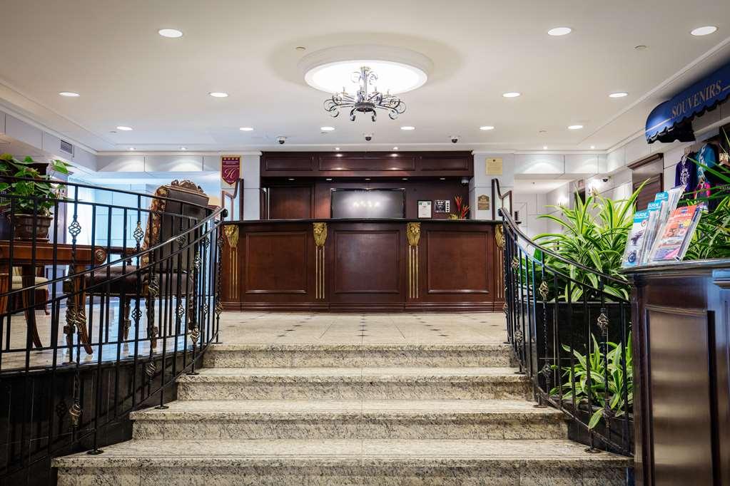 Best Western Ville Marie Montreal Hotel & Suites