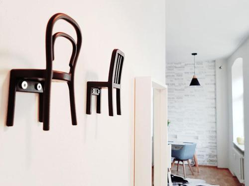 Design Apartment in der Dresdner Altstadt..