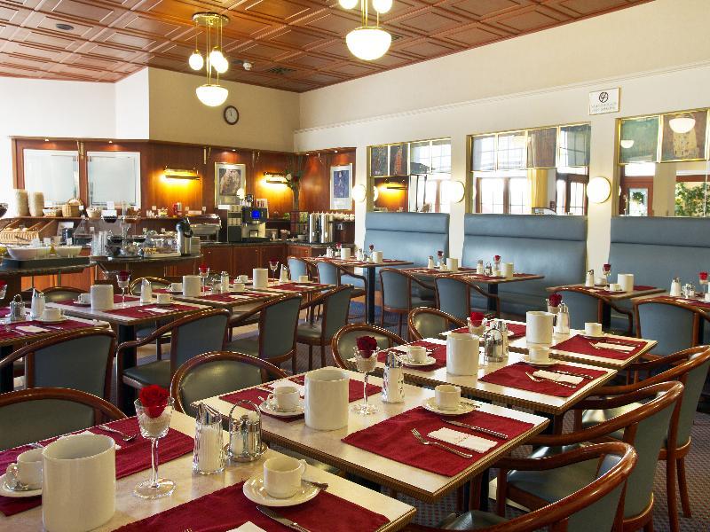 Austria Classic Hotel Wien (آوستریا كلاسیك هتل وین) Restaurant