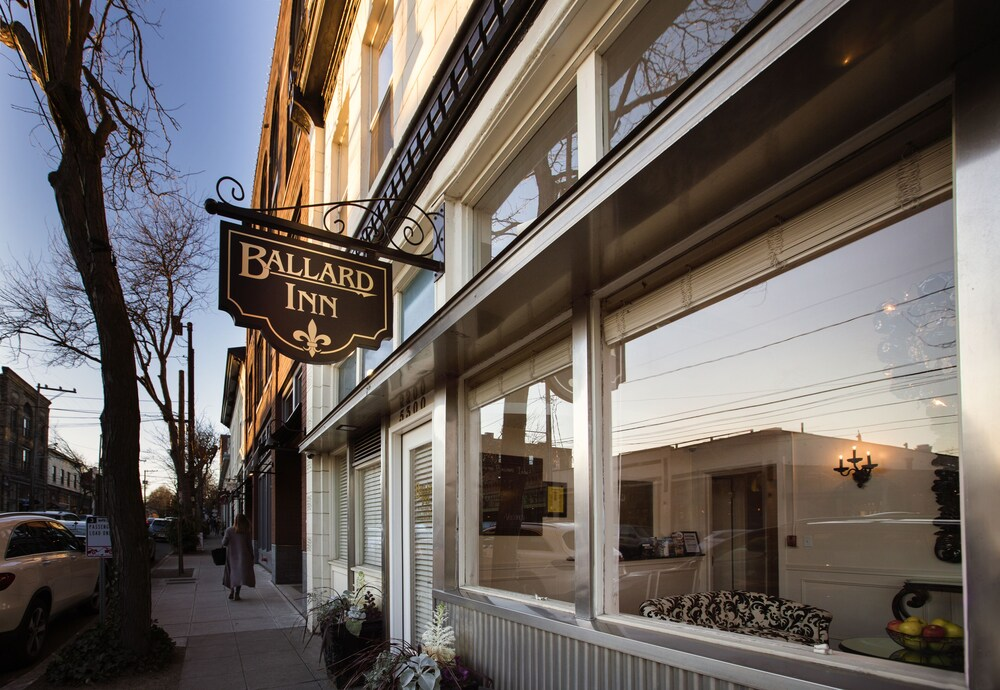 Gallery image of Ballard Inn