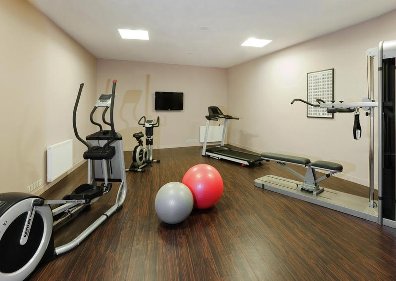 Adagio Vienna City Aparthotel (آداجیو وین سیتی آپارتوتل) Sports and Entertainment