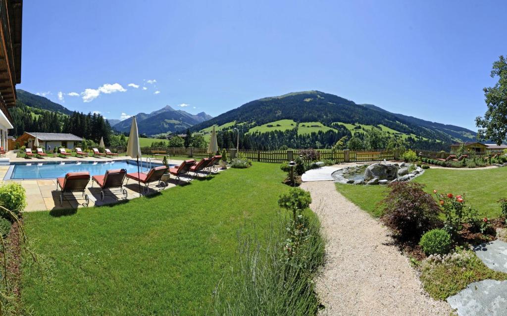 Gallery image of Natur & Spa Resort Der Alpbacherhof Superior