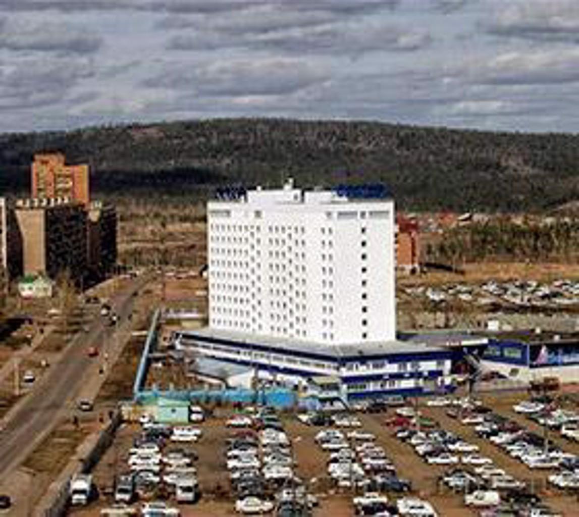 Gallery image of Hotel Bratsk