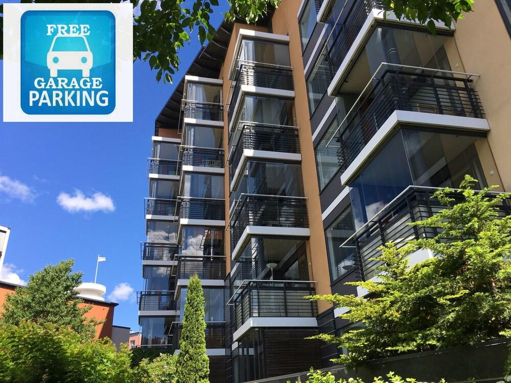 Top Apartments Helsinki Tilkka