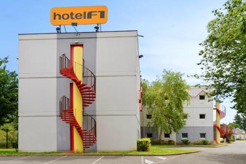 hotelF1 Marseille Est Saint Menet
