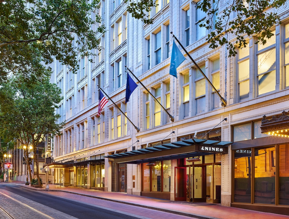 The Nines A Luxury Collection Hotel Portland