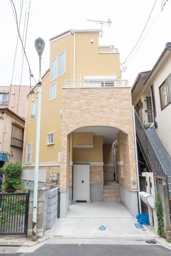 Uhome Ikebukuro Villa 1 B