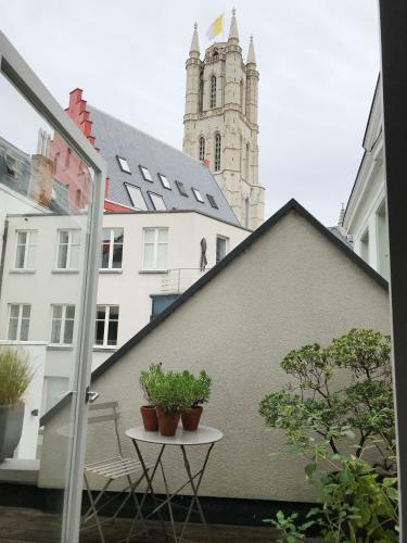 Duplex in historical Ghent