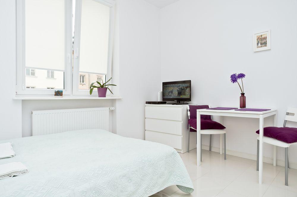 Goodnight Warsaw Apartments Aleja Wyzwolenia 14A
