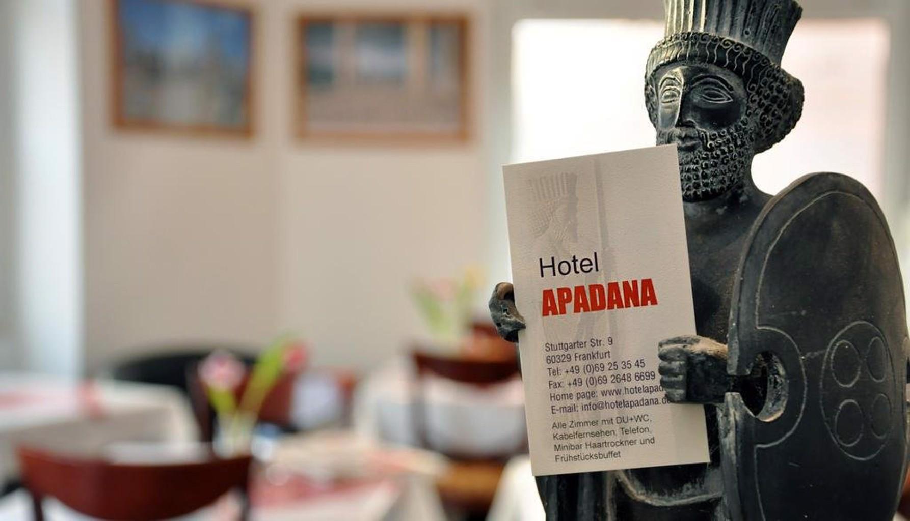 Apadana Hotel