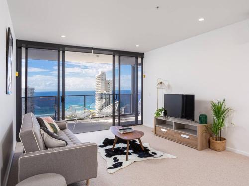 Premium Ocean View Apartment by Serain Resort