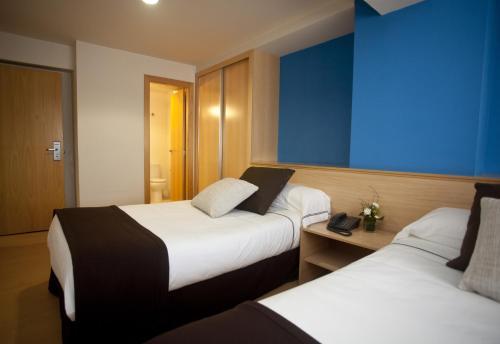 Hotel Metropol By Carris - Lugo