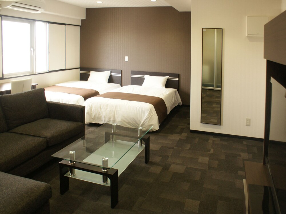 Gallery image of Livemax Naha Hotel