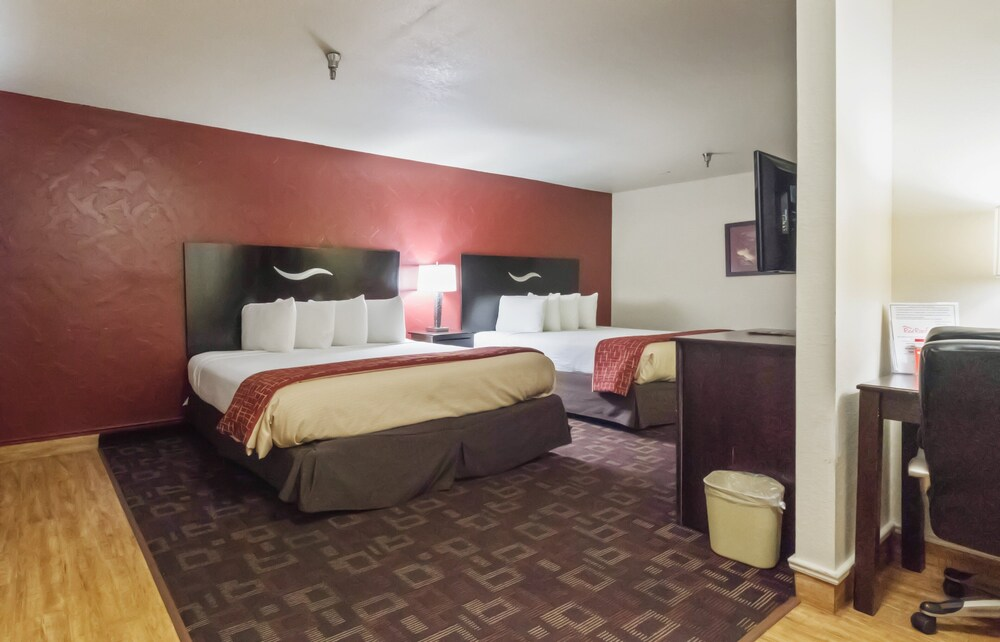 Gallery image of Red Roof Inn Oklahoma City Airport