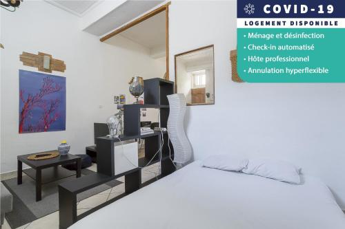 AGENCE PRO Apartment Atypical and full of charm Lyon