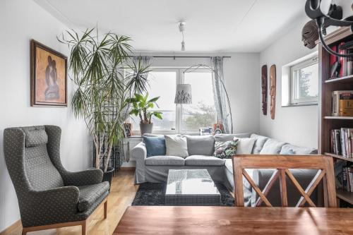 Five star apartment in perfect Stockholm location