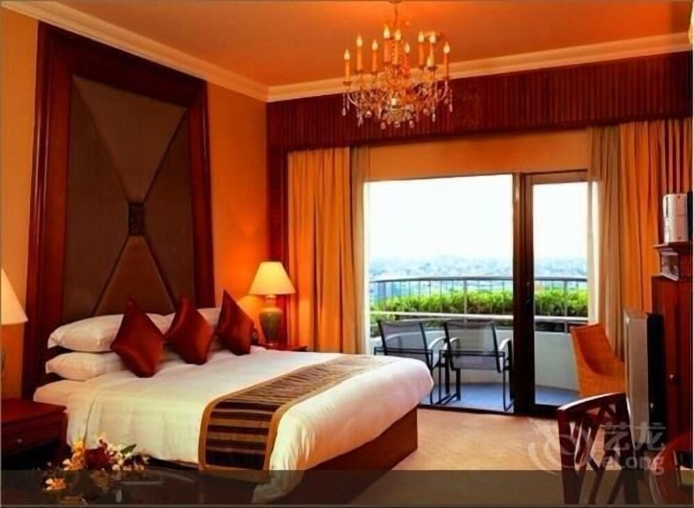 Maple Leaf Guihuayuan Business Apartment