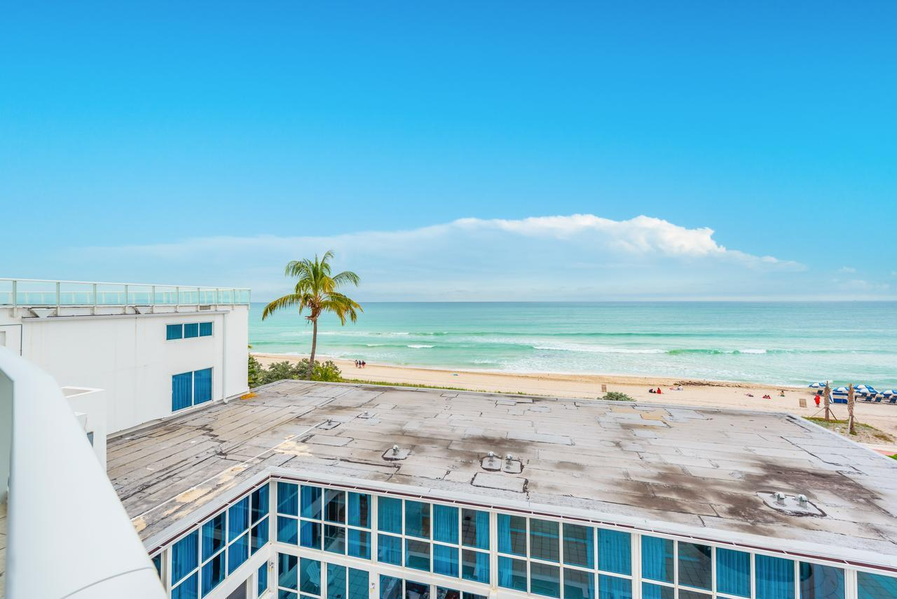 3 Bedroom Full Oceanfront Loft at Castle Beach Miami Beach