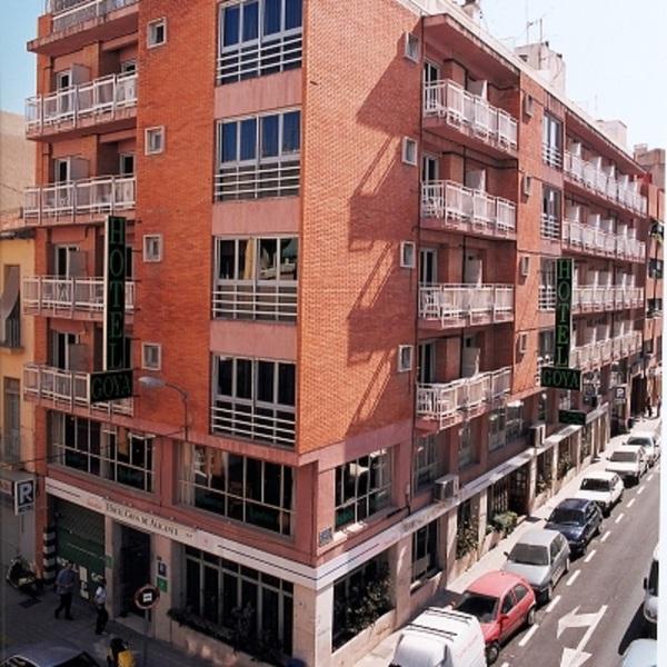 Gallery image of Hotel Goya