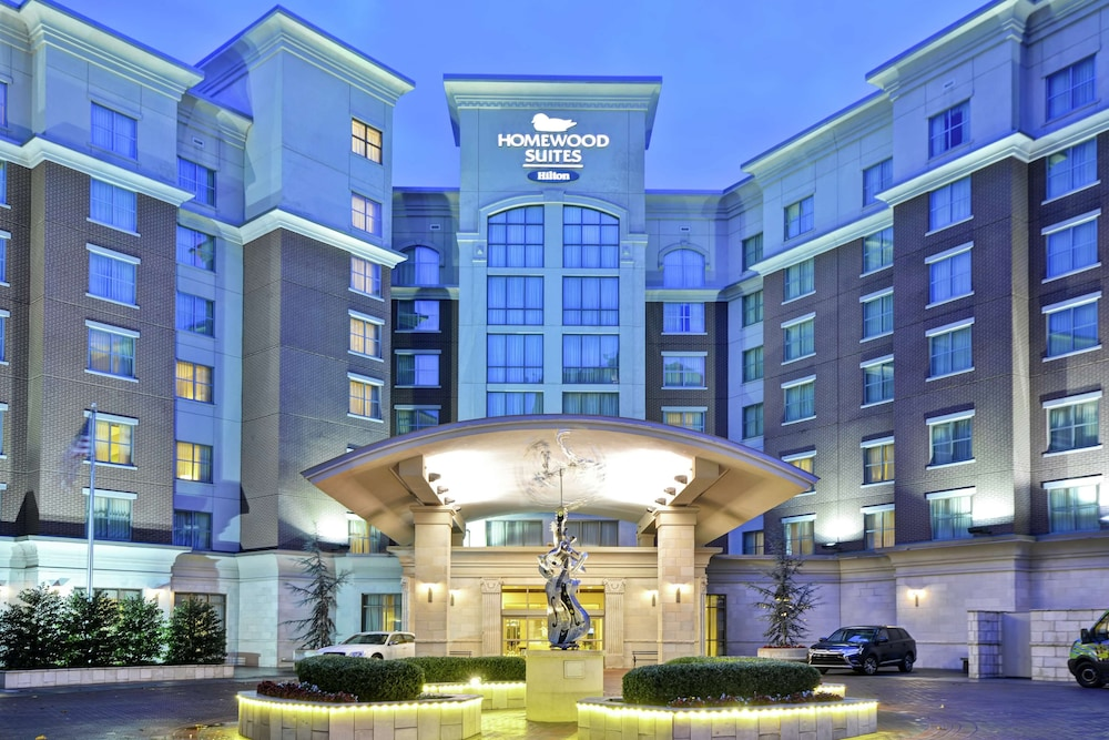 Homewood Suites By Hilton Nashville Vanderbilt Tn