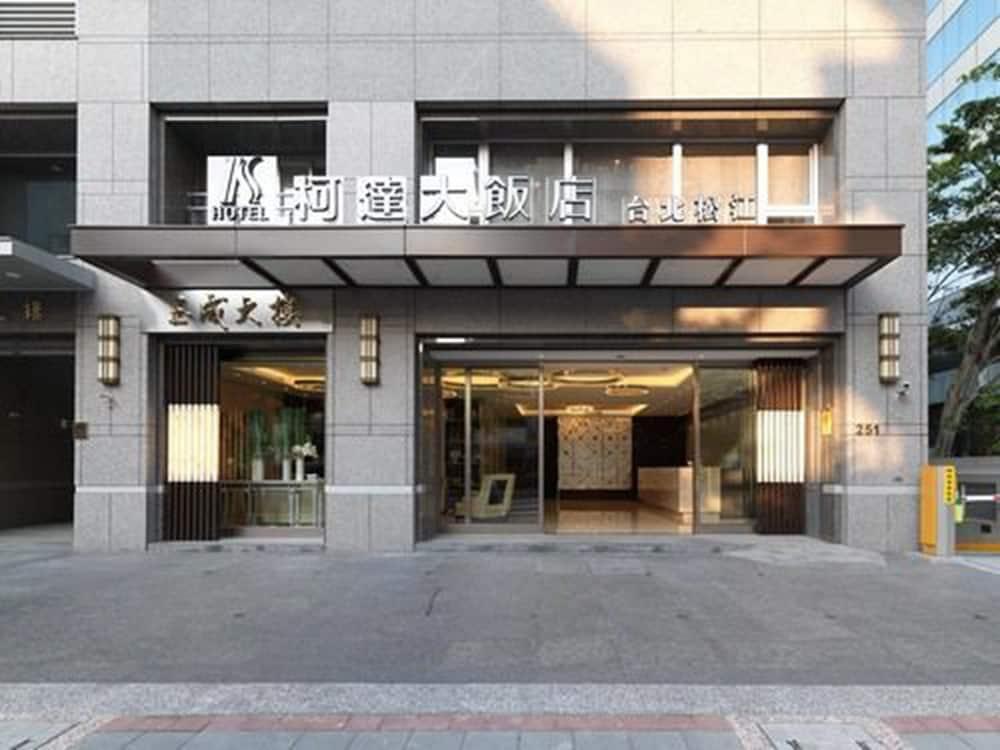K Hotel Taipei Songjiang
