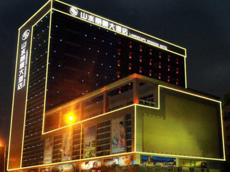 Landscape Neegeen Hotel