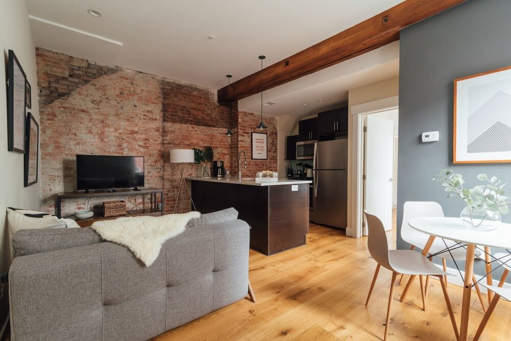 Comfort & Style in Newly Renovated Historic Home