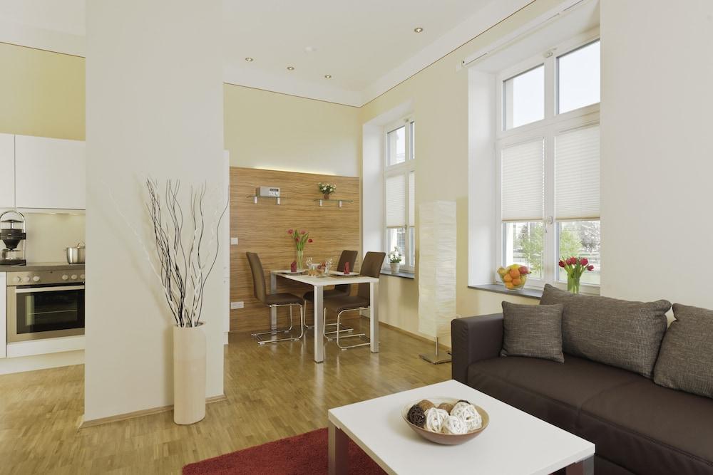 City Park Boardinghouse #25 30 Freundliche Apartments wahlweise mit Frühstück im Zentrum
